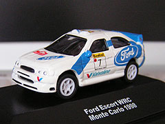 サークルKサンクス限定 WRC Machine Collection フォードエスコートWRCの写真