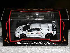 ノマドディアブロイオタGTRのミニカーの写真