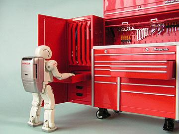 スナップオンツールボックスとの組み合わせ写真2