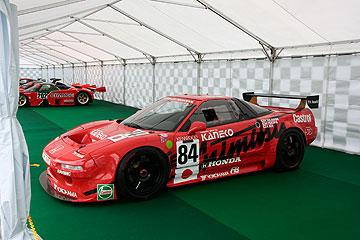 ホンダNSX GTの写真