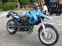 F650GSの写真 1