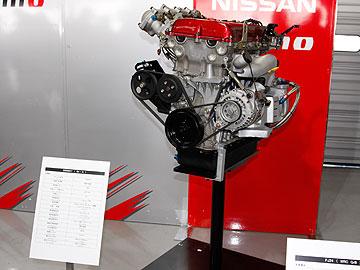 SR20DETエンジンの写真