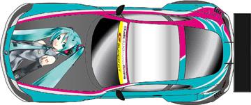 2009 ミクZ4デザイン応募作の画像