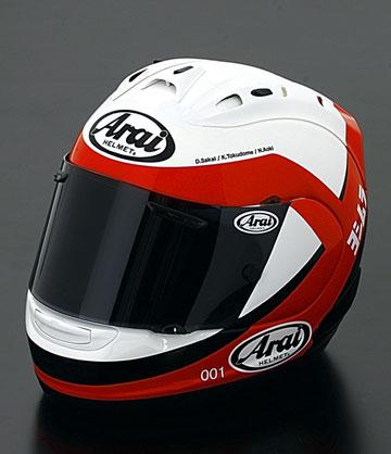 ヨシムラレプリカヘルメットの写真