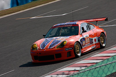 ポルシェ996 GT3 RSRの写真