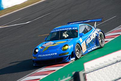 ポルシェ997 GT3 RSRの写真