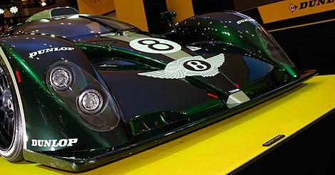 '01 ベントレイ EXP スピード8の写真1