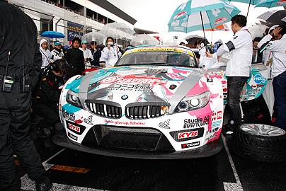 初音ミク グッドスマイル BMWの写真4