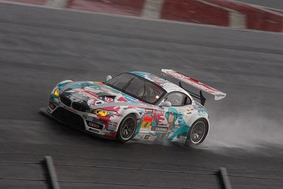 初音ミク グッドスマイル BMWの写真6