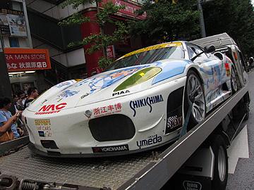 イカ娘フェラーリの写真1