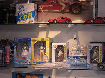 LMP CARS店内の写真1