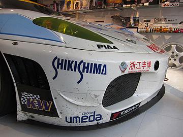 イカ娘フェラーリF430の写真2