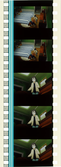 『映画 けいおん!』メモリアルフィルム3