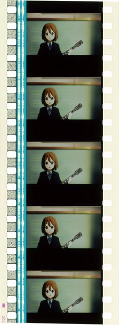 『映画 けいおん!』メモリアルフィルム4