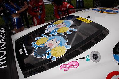 PACIFIC NAC イカ娘 フェラーリの写真4