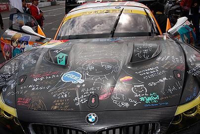 GSR ProjectMirai BMWの写真4
