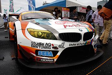 GSR ProjectMirai BMWの写真2