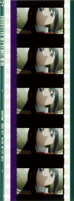 劇場版 魔法少女まどか☆マギカ前後編連動鑑賞特典フィルムの写真