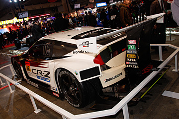 MUGEN CR-Z GTの写真2