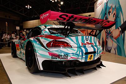 ミクZ4 GT3 2013の写真2