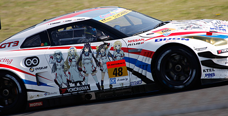 DIJON Racing IS GT-Rの写真