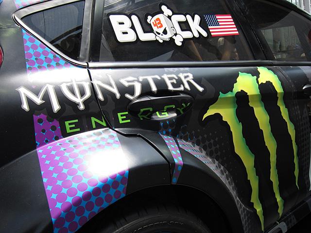 フィエスタST RX43グローバルラリークロスカーの写真5