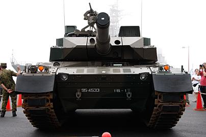 10式戦車の写真4