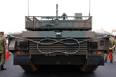 10式戦車の写真5