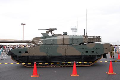 10式戦車の写真6