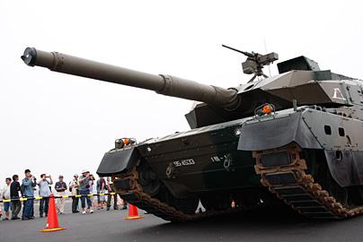 10式戦車の写真7