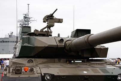 10式戦車の写真8