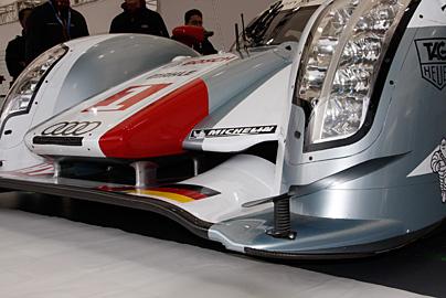 '12 アウディR18 e-tron quattroの写真7