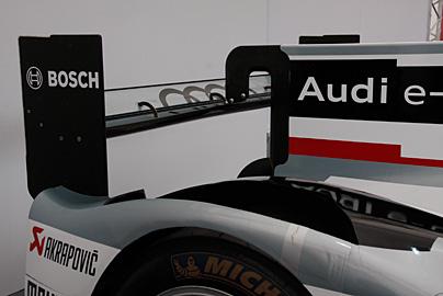 '12 アウディR18 e-tron quattroの写真10