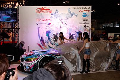 ミクZ4 GT3 2014の写真2