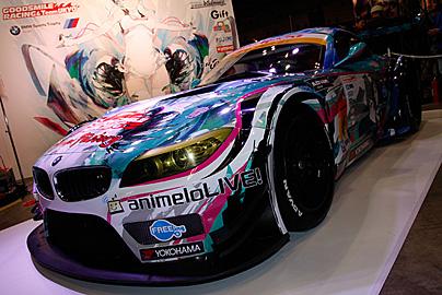 ミクZ4 GT3 2014の写真4