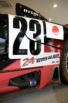'97 R390 GT1の写真-9
