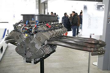 VRT35エンジンの写真