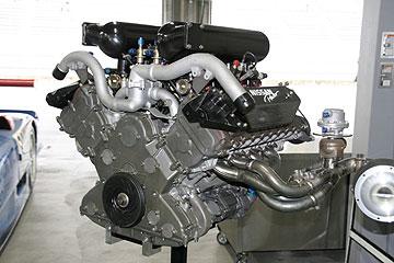 VRH35Lエンジンの写真