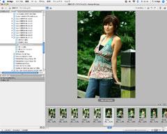 Photoshop CS2の画面イメージ