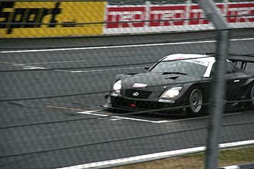 '07 SC430テストカーの写真